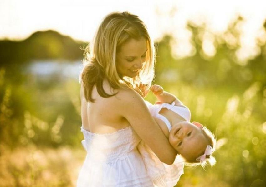 Матери новорожденного ребенка