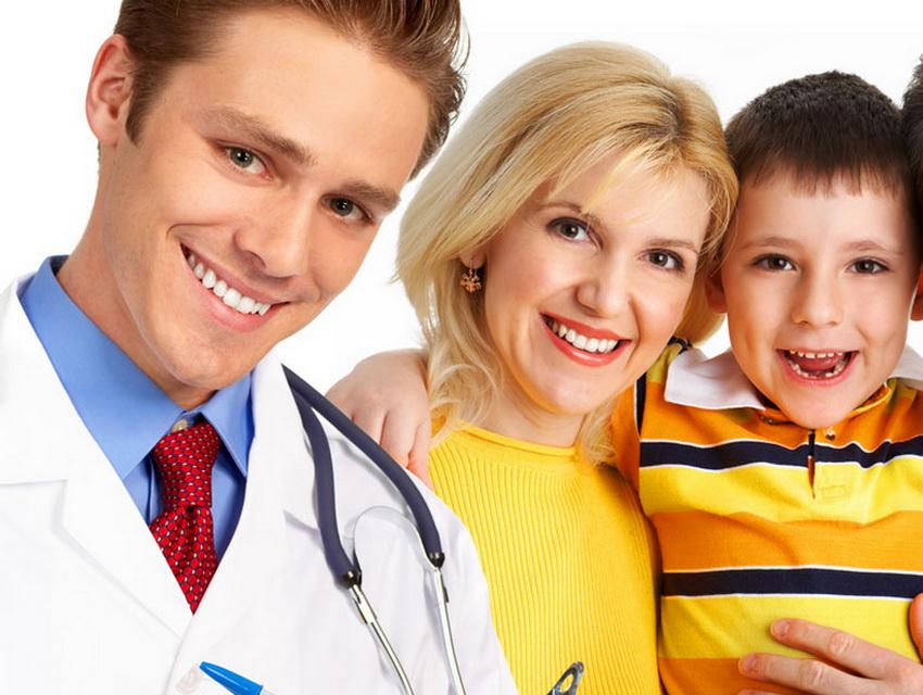 Услуги семейного доктора