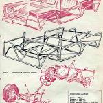 Самодельный автомобиль с трубчатой конструкцией и обвесом