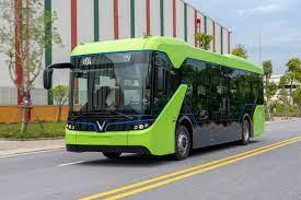 Vingroup официально провела первое испытание собственного автобуса VinFast